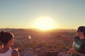 Sunset Jeep Safari in Algarve