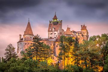Dracula's Castle and Peles Castle...