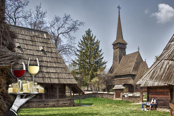 Traditions in Bucharest: Village...