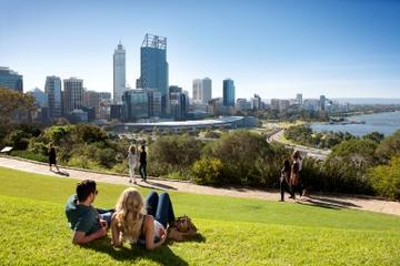 Führung durch Perth und Fremantle mit...