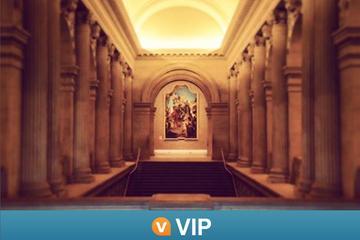 Viator VIP:メトロポリタン美術館限定…