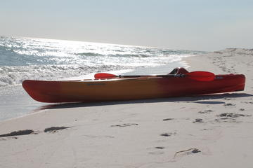 Day Trip Kayak Rental in Panama City Beach near Rosemary Beach, Florida