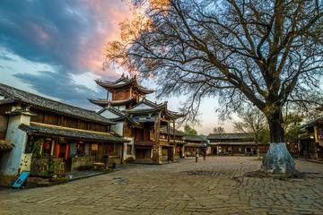 1 day tour in Shaxi old Town and Shibaoshan Mountain