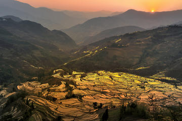 3 Days Yuanyang Rice Terraces Photograph Tour