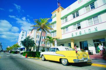 Tour fotográfico Art Deco em Miami