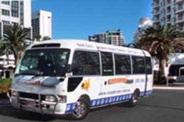 Transfer vom Flughafen Brisbane Hin- und Rückfahrt