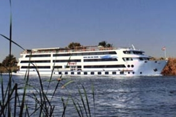 4-tägige Kreuzfahrt auf dem Nil von...
