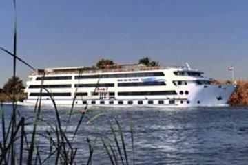 Croisière de quatre jours sur le Nil d'Assouan à Louxor, avec guide...