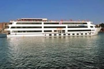 Cruzeiro de 8 dias pelo Rio Nilo de Luxor incluindo Assuã e guia...