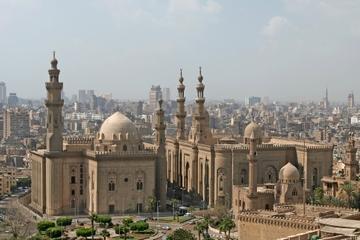 Excursão particular: Mesquita de Alabastro, Sultão Hassan, Khan...