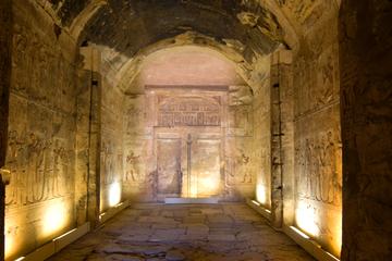 Excursão privada: Dendara e Abydos