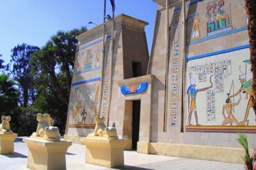 Excursão privada: Pharaonic Village