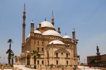 Excursión privada: Museo Egipcio, Mezquita de Alabastro y Khan...