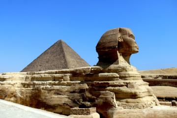 Excursión privada: pirámides y esfinge de Gizeh, Menfis y Saqqara