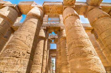Excursion privée: Rive Est de Louxor, Karnak et les temples de Louxor