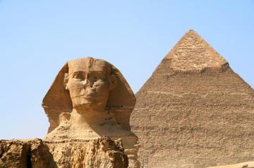 Kairo: Flug und private Führung ab Scharm El-Scheich