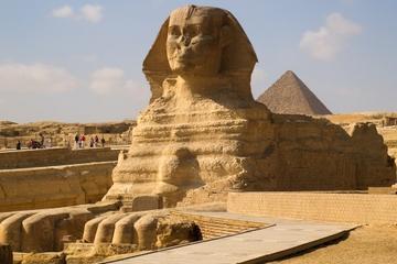 Privérondleiding: Piramiden van Gizeh en de Sfinx
