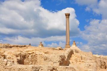 Privat tur: Alexandria - endagstur fra Cairo