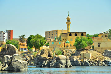 Private Felucca Tour: Elephantine Island