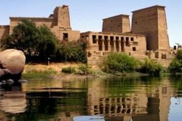 Private Tour: Tempel von Philae, Assuan-Staudamm und unvollendeter...