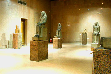 Private Tour: The Nubia Museum