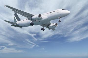 Privater Transfer bei der Ankunft am Flughafen Assuan