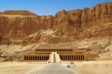 Privattur: Vestbredden av Luxor, Kongenes Dal og Hatshepsuts tempel