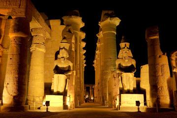 Spectacle son et lumière à Karnak...