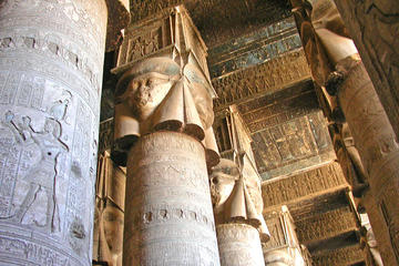 Tour privado: de Luxor a Dendara