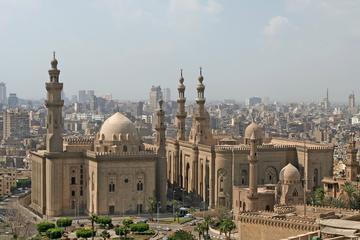Tour privado: Mezquita de Alabastro, Sultan Hassan y Khan el-Khalili