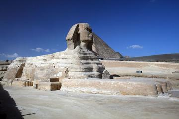 Tour privado: Pirámides y Esfinge de Gizeh, Menfis y Dahshur