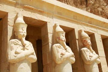 Tour privado: Vuelo a Luxor y excursión desde Sharm el Sheikh