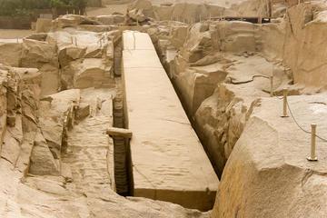 Tour privato: Diga di Assuan e Obelisco incompiuto
