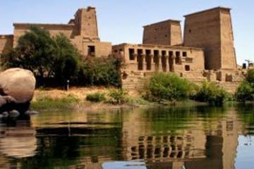 Tour privato: Tempio di File, Diga di Assuan e Obelisco Incompiuto