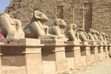 Tour privato: Tour di 2 giorni di Luxor da Hurghada