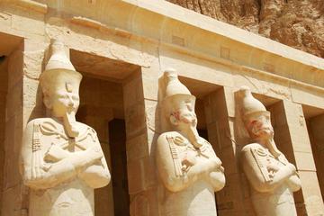 Tour privato: volo e tour a Luxor da