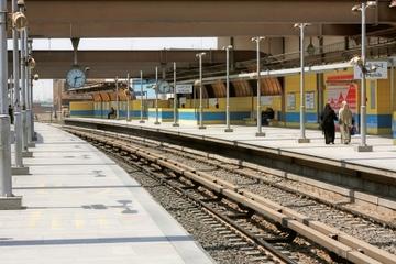 Traslado privado de partida da Estação Ferroviária Cairo