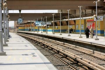 Traslado privado para salidas desde la estación de ferrocarril de El...