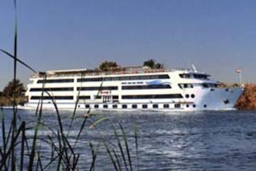 Vierdaagse Nijlcruise van Aswan naar Luxor met optionele privégids