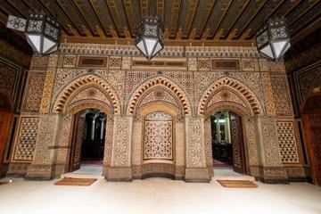 Visite privée: quartier copte du Caire, église suspendue...