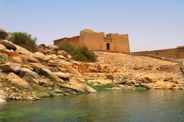 Visite privée: Temple de Kalabsha sur le lac Nasser