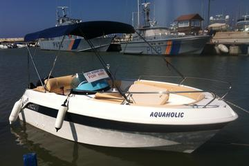 Luxury 70HP Self-drive boat hire
