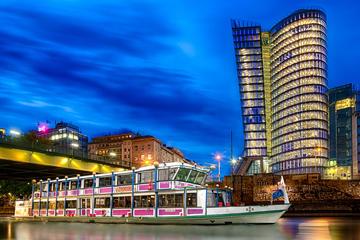 Crucero por el río Danubio con una...