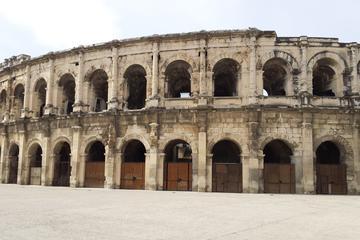 Excursion en petit groupe à Nîmes...