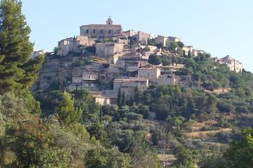 Half-Day Luberon, Roussillon, and Gordes Tour from Avignon