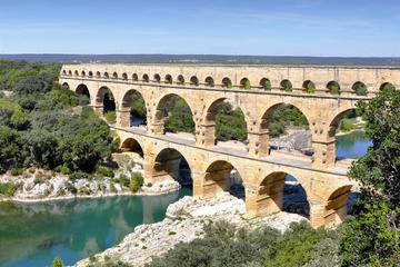 Half-Day Provence Pont du Gard and Wine Tasting Tour from Avignon