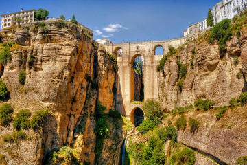 Ronda and Setenil de las Bodegas Day...