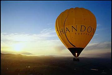 Private Balloon Flight over the Yarra Valley