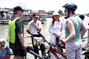 Overnight Mekong Cycling and Floating...
