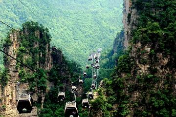 2-Day-3-Night Zhangjiajie Avatar Tour Package